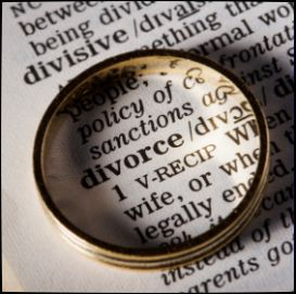 Divorce… Its place amongst the Top 10 stressors